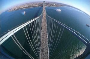 New York Marathon Bridge
